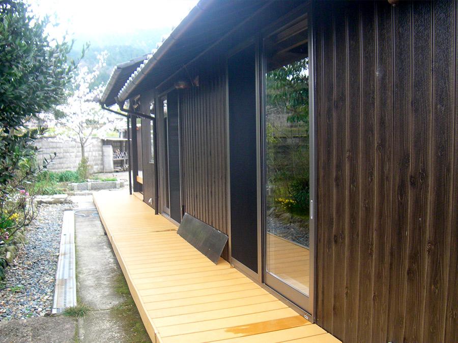 京都市左京区-M様邸(和風建築)