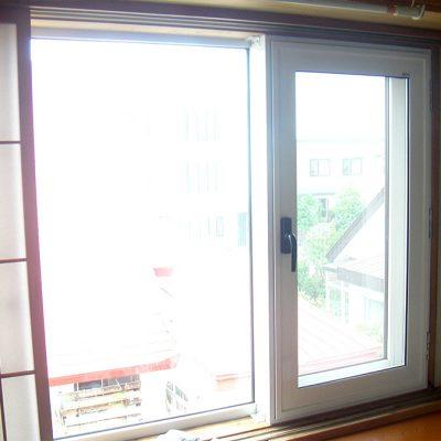 札幌市M様邸 すべり出し窓